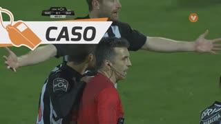 CD Nacional, Caso, Tiago Rodrigues aos 61'