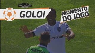 GOLO! Vitória SC, Hernâni aos 14', GD Chaves 0-2 Vitória SC