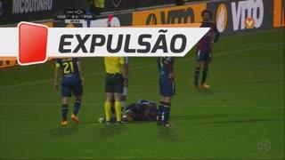 FC Porto, Expulsão, Maxi Pereira aos 89'