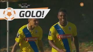 GOLO! FC Arouca, Zequinha aos 30', FC Arouca 2-0 CD Nacional