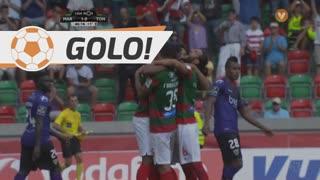 GOLO! Marítimo M., Dyego Sousa aos 45'+2', Marítimo M. 2-0 CD Tondela