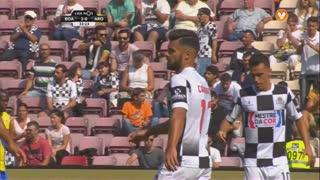 Boavista FC, Jogada, Carraça aos 34'