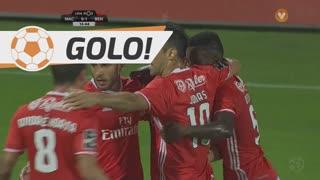 GOLO! SL Benfica, Ali Ghazal (p.b.) aos 17', CD Nacional 0-1 SL Benfica