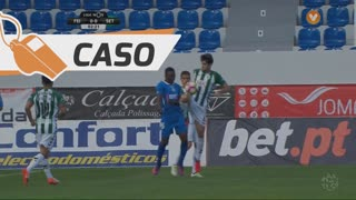 CD Feirense, Caso, O. Etebo aos 2'
