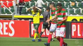 FC P.Ferreira, Jogada, Luiz Phellype aos 8'