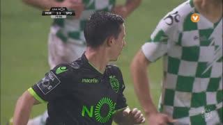 Sporting CP, Jogada, Daniel Podence aos 79'