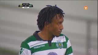 Sporting CP, Jogada, Gelson Martins aos 70'