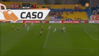 CD Feirense, Caso, Icaro aos 55'