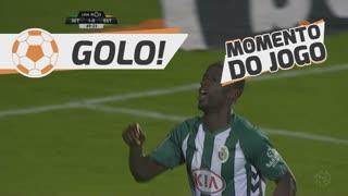 GOLO! Vitória FC, Edinho aos 50', Vitória FC 2-0 Estoril Praia