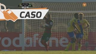Marítimo M., Caso, Edgar Costa aos 40'
