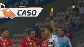 SL Benfica, Caso, K. Mitroglou aos 32'