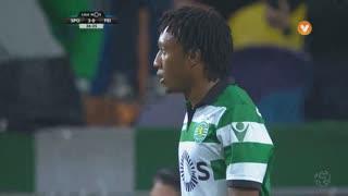 Sporting CP, Jogada, Gelson Martins aos 27'