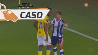 FC Porto, Caso, Oliver Torres aos 24'