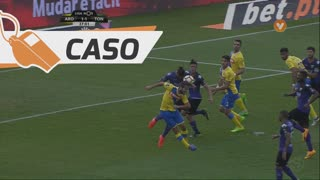 FC Arouca, Caso, Artur aos 25'