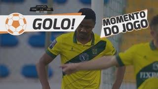 GOLO! GD Chaves, Gêgê (p.b.) aos 41', GD Chaves 1-0 FC P.Ferreira
