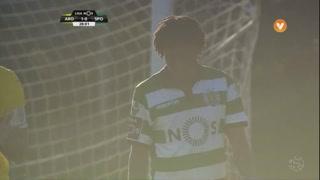 Sporting CP, Jogada, Gelson Martins aos 28'