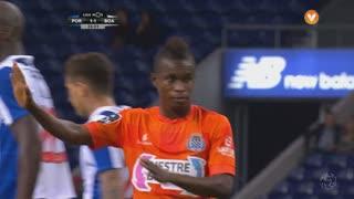 Boavista FC, Jogada, A. Bukia aos 36'