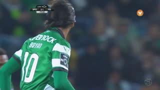 Sporting CP, Jogada, B. Ruiz aos 79'