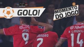 GOLO! SL Benfica, Lisandro López aos 90'+2', FC Porto 1-1 SL Benfica