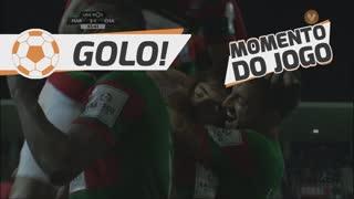GOLO! Marítimo M., António Xavier aos 83', Marítimo M. 2-1 GD Chaves