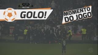 GOLO! Vitória SC, Hernâni aos 80', FC Arouca 0-1 Vitória SC