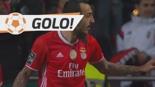 GOLO! SL Benfica, K. Mitroglou aos 25', SL Benfica 1-0 FC Arouca