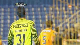 Marítimo M., Jogada, Pedro Coronas aos 90'+1'