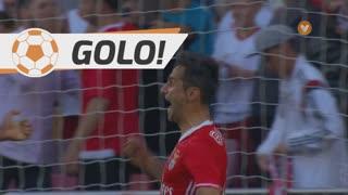 GOLO! SL Benfica, Jonas aos 45'+1', SL Benfica 3-0 Marítimo M.