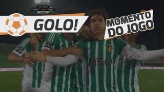 GOLO! Rio Ave FC, F. Krovinović aos 45', Rio Ave FC 2-0 FC Arouca