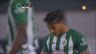 Vitória FC, Jogada, João Carvalho aos 4'