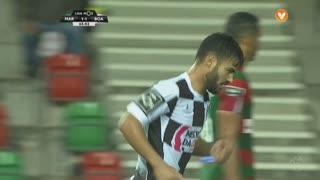 Boavista FC, Jogada, Carraça aos 65'