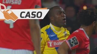 FC Arouca, Caso, Mateus aos 55'
