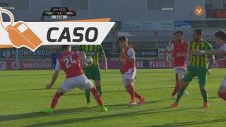 CD Tondela, Caso, Miguel Cardoso aos 63'