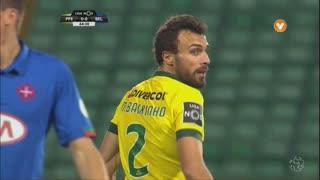 FC P.Ferreira, Jogada, Marco Baixinho aos 45'