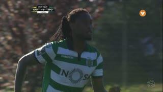 Sporting CP, Jogada, Rúben Semedo aos 13'