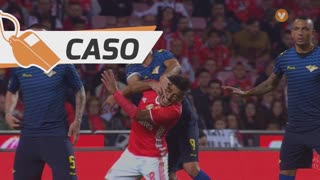 SL Benfica, Caso, Salvio aos 34'