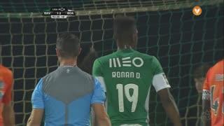 Rio Ave FC, Jogada, Ronan  aos 90'+3'