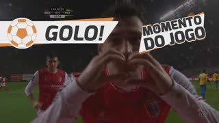 GOLO! SC Braga, Lazar Rosić aos 54', SC Braga 1-1 Estoril Praia
