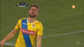 FC Arouca, Jogada, Nuno Valente aos 9'