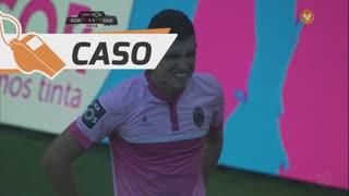 Boavista FC, Caso, A. Bukia aos 73'