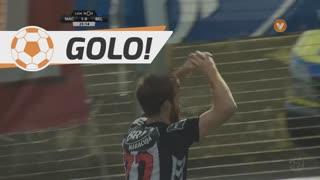 GOLO! CD Nacional, F. Aristeguieta aos 26', CD Nacional 1-0 Belenenses