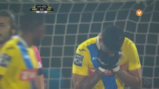 FC Arouca, Jogada, Jubal aos 41'