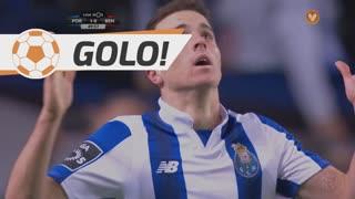 GOLO! FC Porto, Diogo Jota aos 50', FC Porto 1-0 SL Benfica