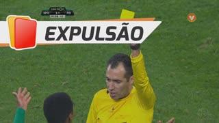 Sporting CP, Expulsão, Elias aos 90'+2'