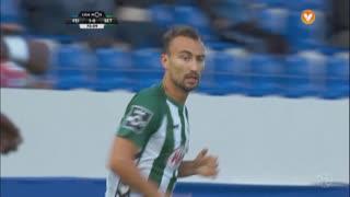 Vitória FC, Jogada, André Claro aos 71'
