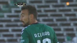 Vitória FC, Jogada, André Claro aos 11'