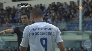 CD Feirense, Jogada, A. Karamanos aos 14'
