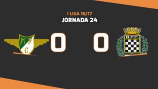 Liga NOS (24ªJ): Resumo Moreirense FC 0-0 Boavista FC