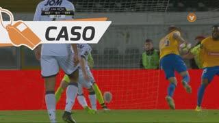 Vitória SC, Caso, Rafael Miranda aos 37'