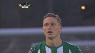 Vitória FC, Jogada, Nuno Santos aos 86'